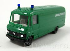 Herpa MB Mercedes Benz 508 D Umweltschutz 1:87