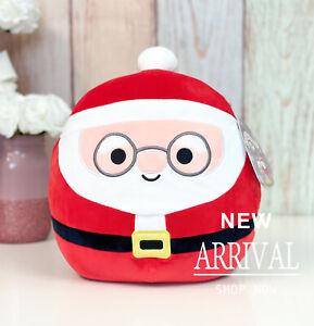 """*SALE* KellyToy Squishmallow 11"""" Nick the Santa Claus Christmas NEW Plush Toy"""