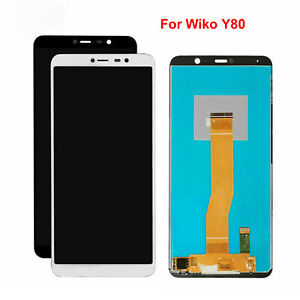 Per-Wiko-Y80-Display-LCD-Touch-Screen-Digitizer-Assembly-Schermo-Vetro-Nuovo