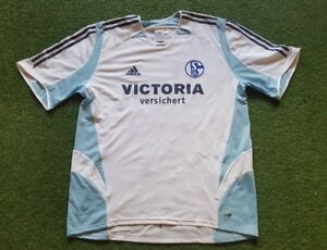6deb63ac996 Image is loading FC-Schalke-04-Jersey-XL-Adidas-Shirt-Victoria