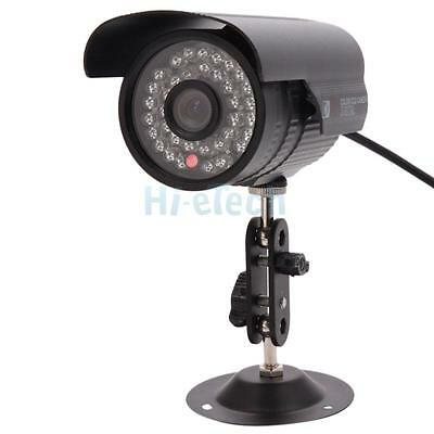 1/3 CMOS 1200TVL Color HD 36LED IR Night Vision Outdoor CCTV Security Camera Hot