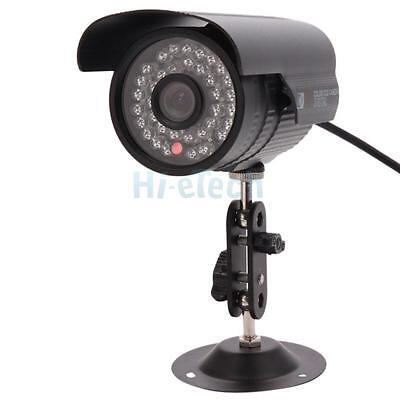 1/3 CMOS 1200TVL Color HD 36LED IR Night Vision Outdoor CCTV Security Camera Hot