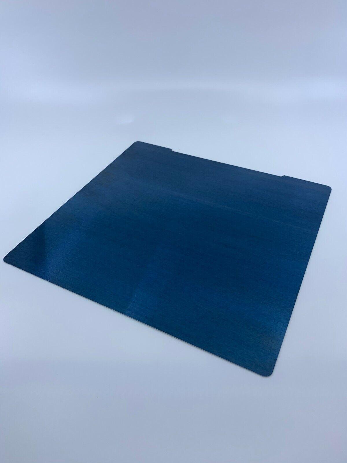 Prusa i3 MK52 Removable Blank Build Plate Spring Steel Surface MK3 MK2.5 USA