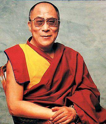 DALAI LAMA SPIRITUAL TIBETAN LEADER 14th  PICTURE 8x10 PHOTO 2