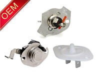 Factory Whirlpool Cabrio Dryer Fuse Kit W10169881, 8566498, 8577274
