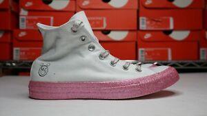 Converse x Miley Cyrus Chuck Taylor All Star Glitter High