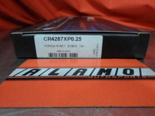 King Race Rod Bearings Honda Acura B18C Integra CR4287XP0.25