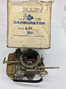 Details about NOS HOLLEY 1920 CARBURETOR LIST R-3975 1963-1968 CAMARO CHEVY  CHEVELLE V6