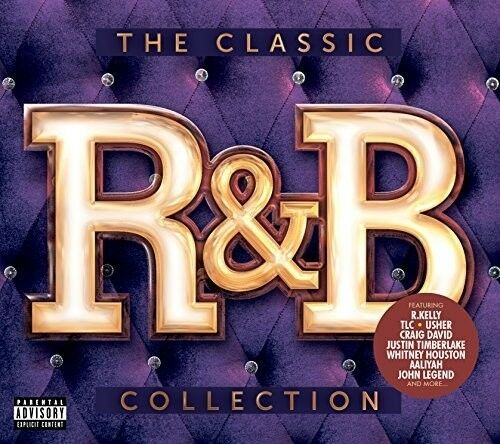 Various Artists - Classic R&B Collection / Various [New CD] UK - Import