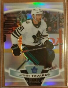 John-Tavares-2019-20-OPC-Platinum-All-Star-Rainbow-Variation-SP