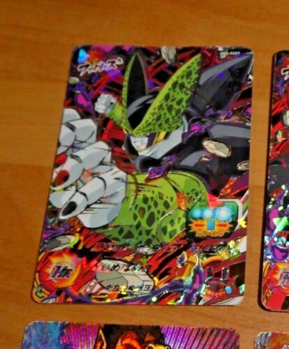 DRAGON BALL Z DBZ DBS HEROES CARD PRISM HOLO CARTE UM2-FCP7 UM CP SR JAPAN NM