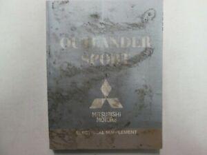 2012-MITSUBISHI-Outlander-Sport-Electrical-Supplement-Manual-FACTORY-OEM