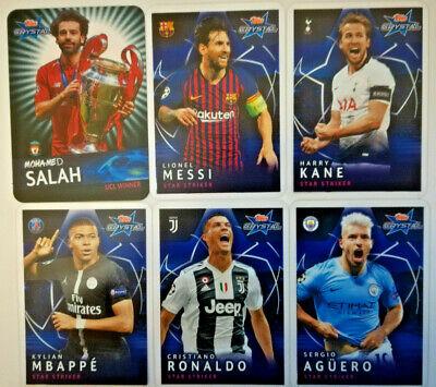 Match attax 2016//17 vide mega tin 100 cartes inc motm sp badge limited mint
