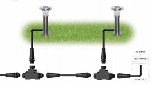 New Philips Hue CSA-2DA T-connector Splitter Outdoor Exceedconn Calla Lily