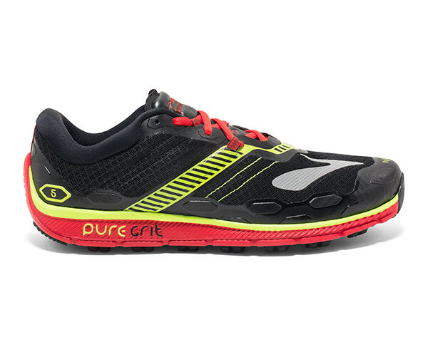 BROOKS PURE GRIT 5 MENS RUNNING SHOE (D) (070)