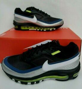Clothing, Shoes & Accessories Nike Air Max 97 BW Mens Triple