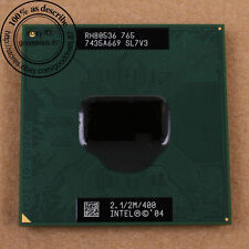 Intel Pentium M 765 - 2.1 GHz (RH80536GC0452M) SL7V3 CPU Processor 400 MHz