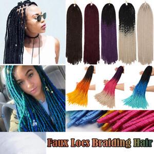 2-Packs-Set-Crochet-Hair-24-034-Havana-Faux-Locs-Twist-Braids-Dreadlocks-for-Women