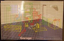 Garage & Tools  Werkstatt, Büro, 1:24, Fujimi 11031