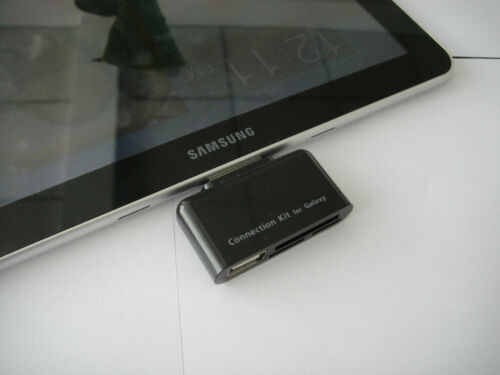 7.0 Plus//7.7//8.9//10.1 4-in-1 Camera Connection Kit for the Samsung Galaxy Tab