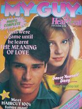 MY GUY MAGAZINE 17TH JULY 1982 - HAIRCUT 100