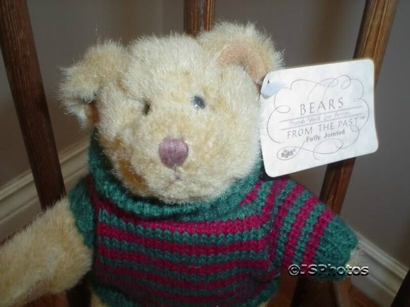 Russ From Bears From Russ The Past  809 Jointed Handmade Wtags bd2ad0