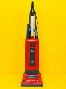 Sebo-Automatique-X4-Rouge-Aspirateur-Vertical-desservies-amp-pret-a-utiliser