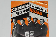 "SONNY CHARLES & THE CHECKMATES LTD. -Black Pearl / Lazy Susan- 7"" 45 A&M Records"