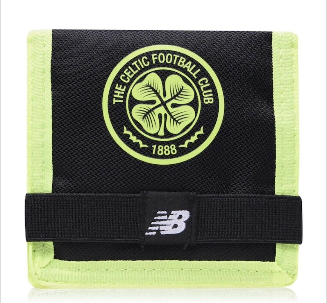 Celtic Wallet New Balance Wallet Football Birthday Gift Official Product