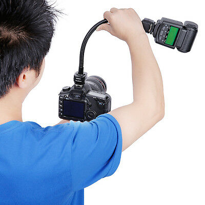 Neewer Flexible TTL Flash Arm Off-camera Flash Control for Canon SLR/DSLR