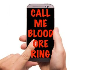 Details about Call Me Blood Ore Ring Find Love Lover Soul Mate Marriage  Spell Kit Obsession
