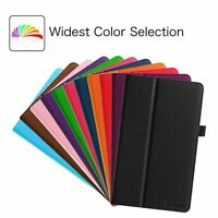 Folio Case For 7 Amazon Kindle Fire 1st Generation (2011) Slim Fit Stand Cover
