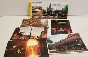 New-Orleans-Mixed-Lot-Post-Cards-Bourbon-Street-Beat-O-Briens-Fench-Quarters