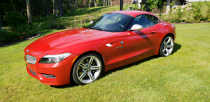 BMW z4 sdrive 35is Convertible toit rigide