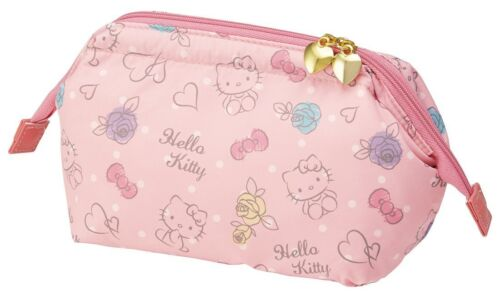 Hello Kitty pouch bag pink NWT from JAPAN 2015