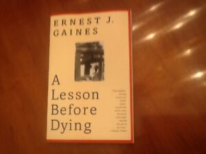 A-Lesson-Before-Dying-By-Ernest-J-Gaines-Oprah-s-Book-Club-1993-Paperback