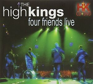 The-High-Kings-Four-Friends-Live-CD