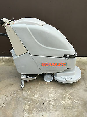 Comac Simpla Bt 50 Battery Pedestrian Floor Scrubber Drier Other Cleaning Supplies Cleaning & Janitorial Supplies