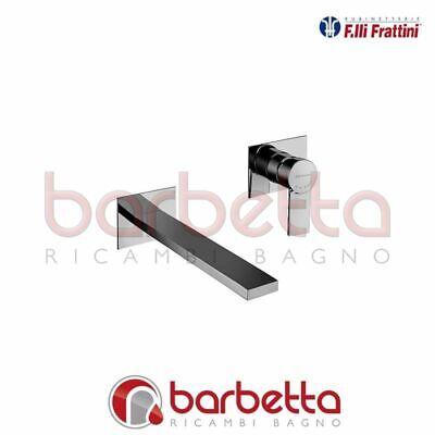 Met Goed Opvoeding Batteria Lavabo A Parete Senza Scarico Gaia Frattini 55034a Geurig Aroma
