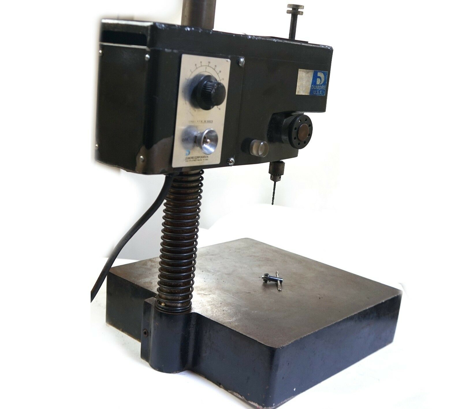 Dumore High Speed Drill Press