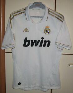 55706d0874d Real Madrid 2011-2012 Home Football Jersey Soccer Shirt Adidas Size ...