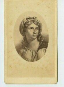 Vintage-CDV-Clotilde-Tambroni-Italian-philologist-linguist-and-poet-Bologna
