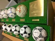 buy popular 80acf 1c768 Adidas FIFA World Cup Soccer Memorial Mini Ball Set 1970 - 2018 Very Rare F