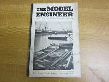 August 1946, MODEL ENGINEER, Hugh Duckworth's 'Doodle Bug', James Halton.