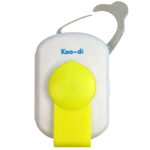 Koo-di Clip on Pocket Baby Wet Wipes Case Dispenser      BNIB
