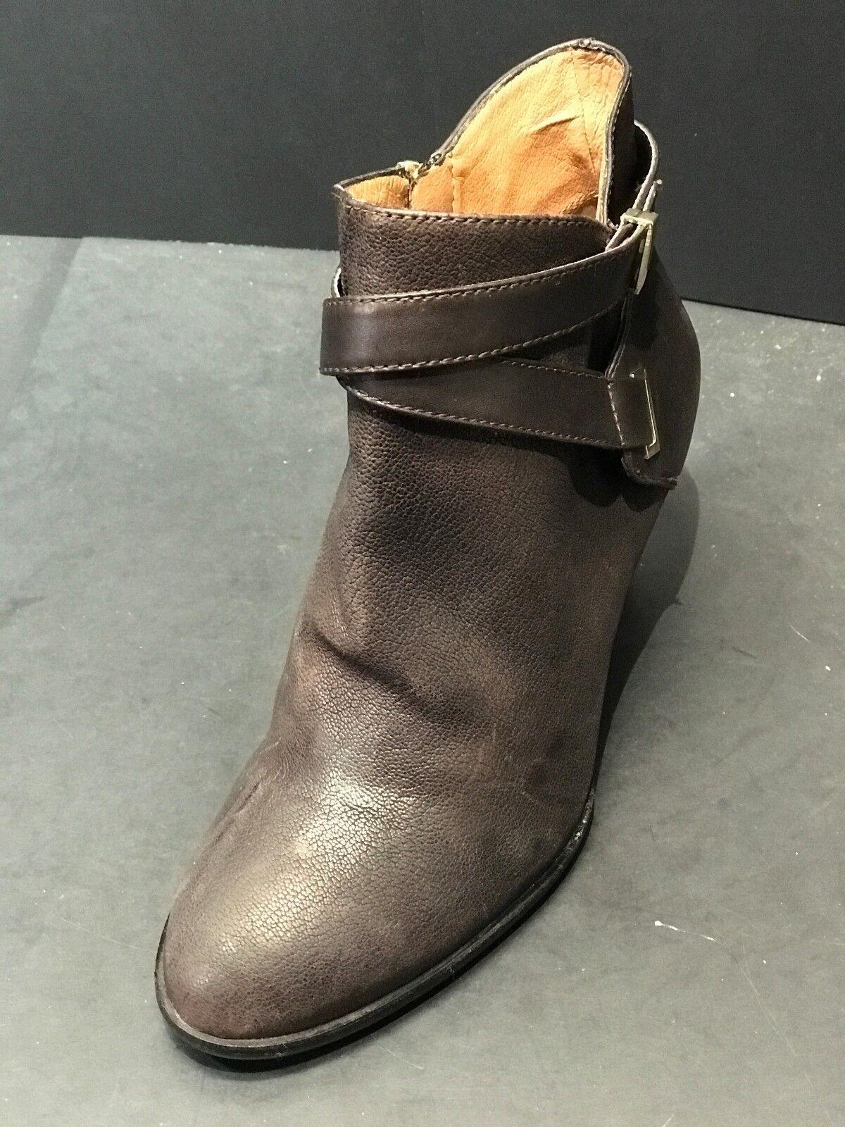 grandi offerte Louise Et Cie Ranier Dark Marrone Leather Ankle avvioies avvioies avvioies Donna  Dimensione 9.5 M New  promozioni eccitanti