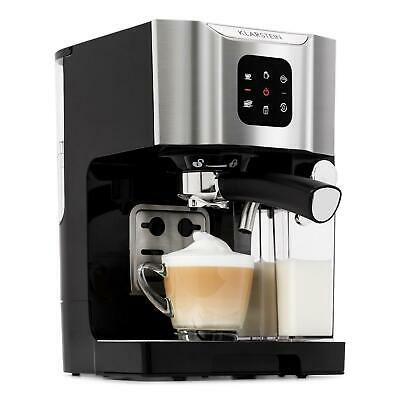 Machine à café 1450W Cafetière 1,4L 20bars Mousseur lait RECONDITIONNÉ