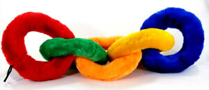 Colorful-Plush-Squeaker-Chain-Dog-Toy-Pet-Toys-Puppy-Puppies-free-shipping-B59