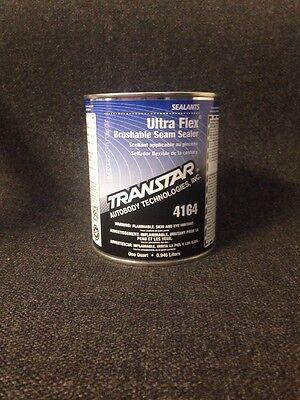 Transtar 4164 Ultra Flex Brushable Seam Sealer Gray, (Quart) - TRE-4164