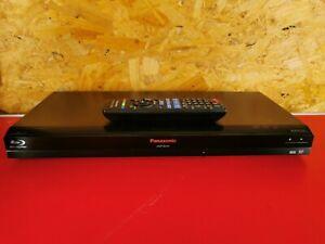 Panasonic-DMP-BD45EB-Blu-Ray-DVD-Player-DIVX-HD-DTS-USB-SD-Slot-Hdmi-AVCHD
